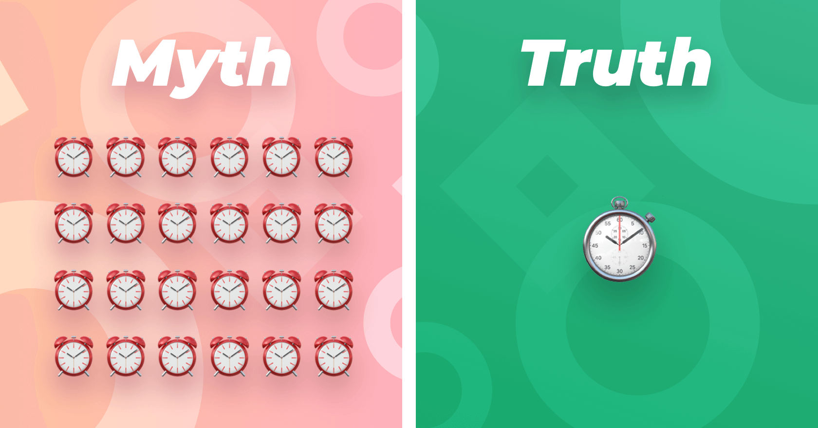 Truth: it takes about several hours to convert your content for Academy