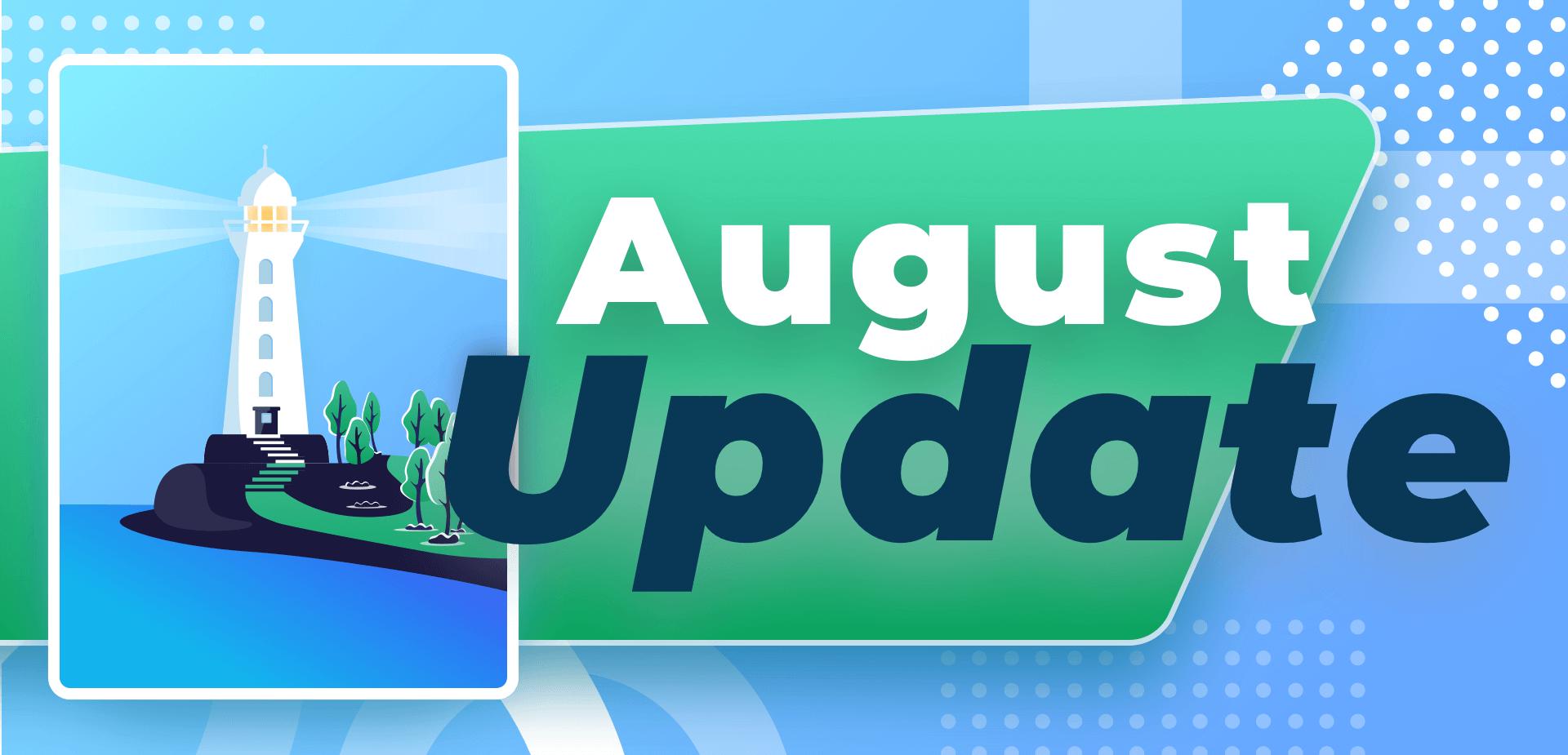 AcademyOcean August 2018 Update