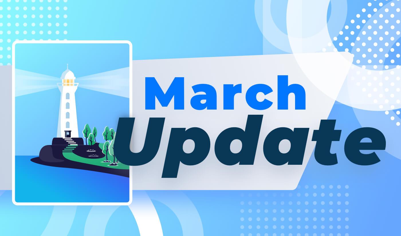 AcademyOcean March 2020 Update