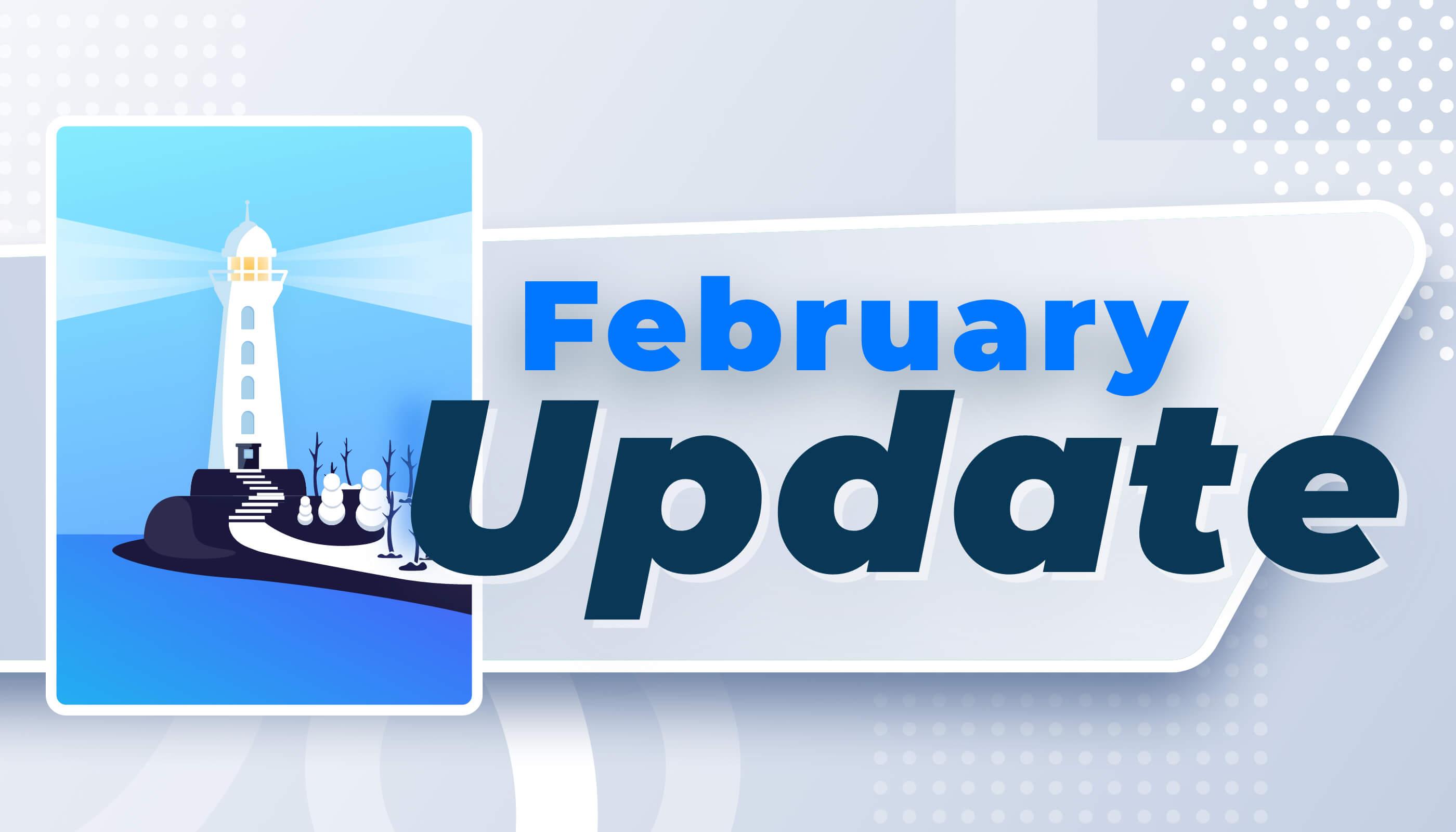 AcademyOcean February 2020 Update