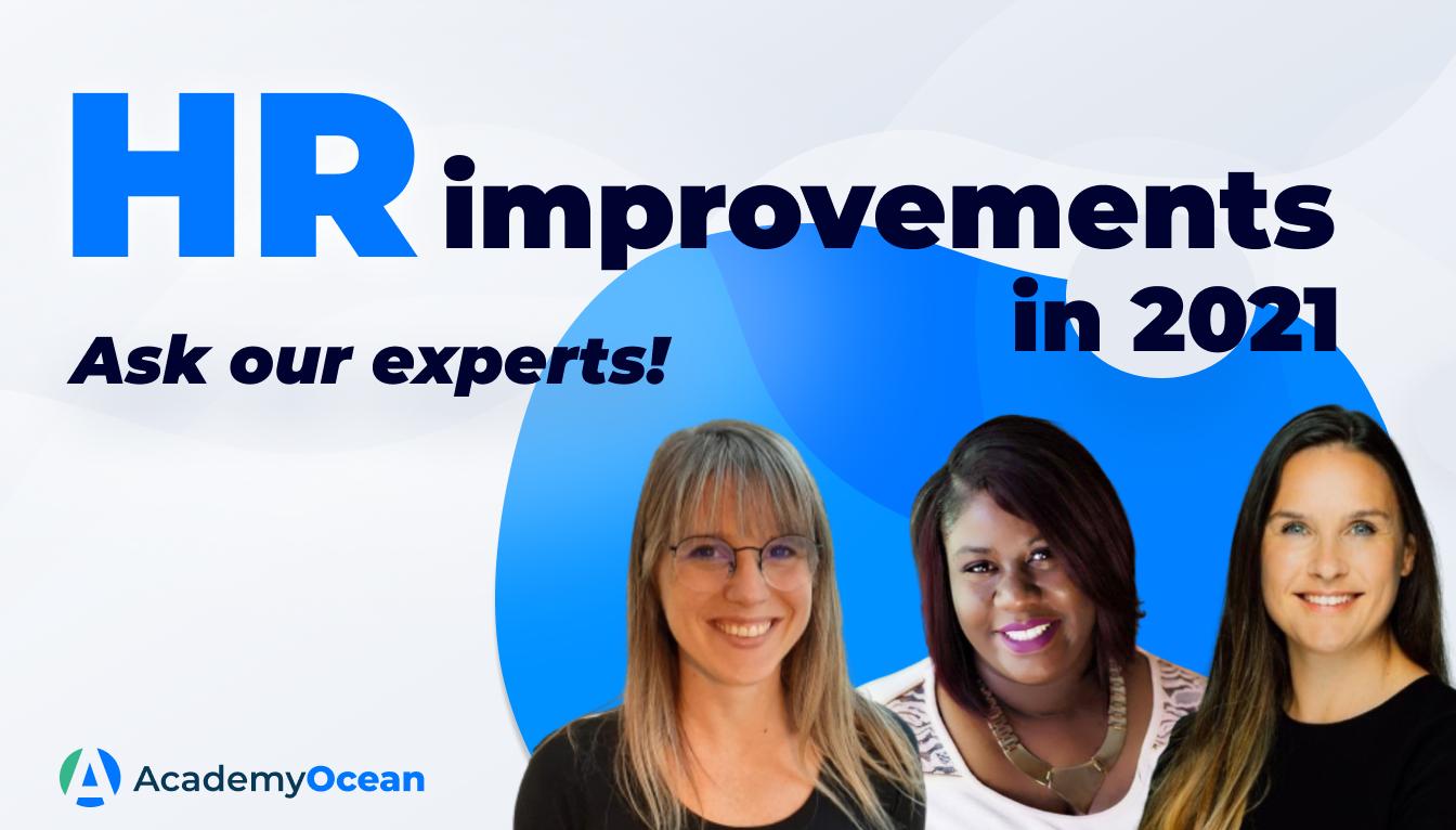 HR improvements