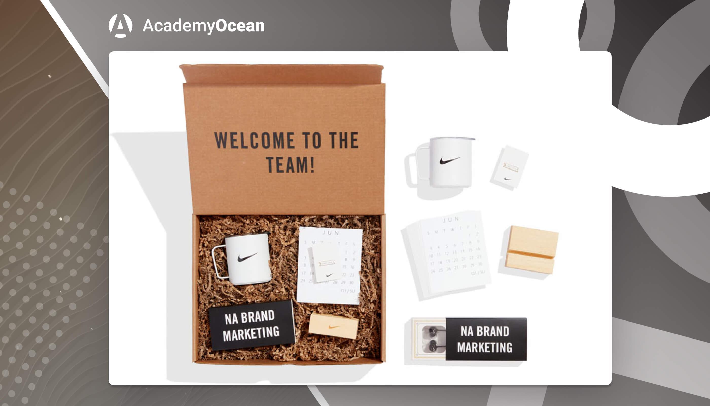welcome kits