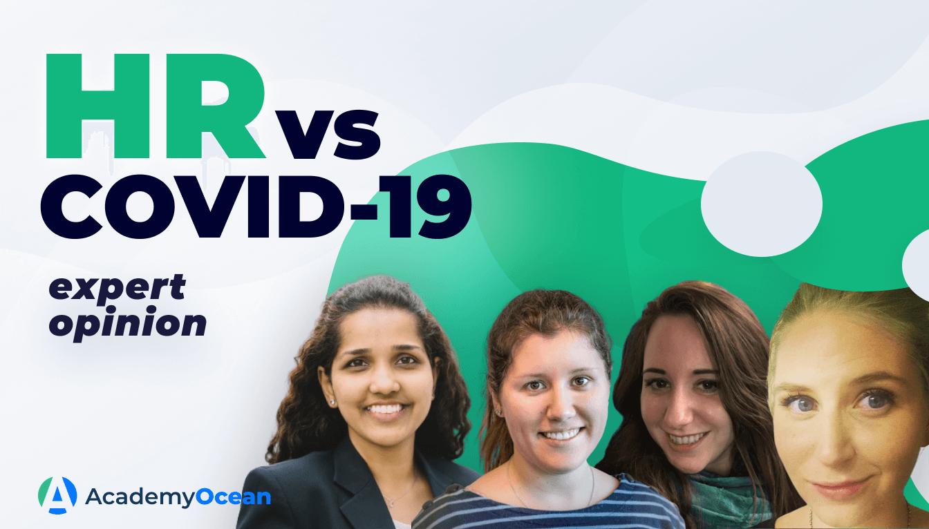 HR vs Covid-19