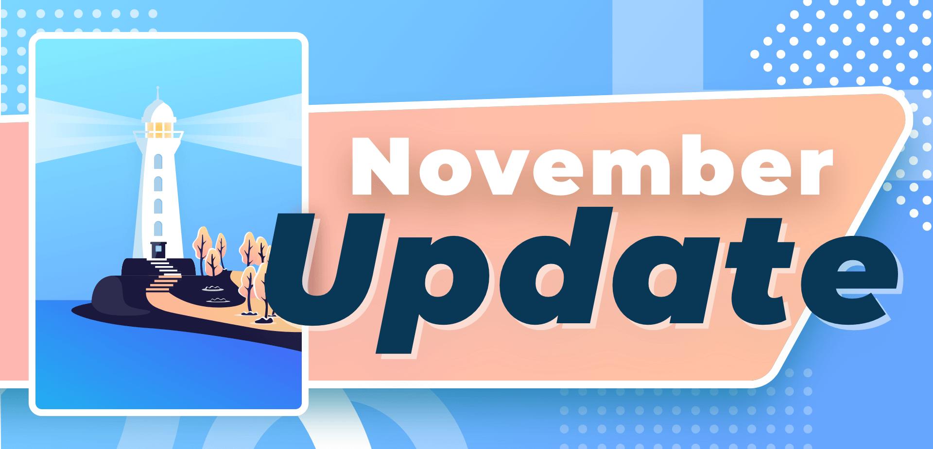 AcademyOcean Update: November 2018