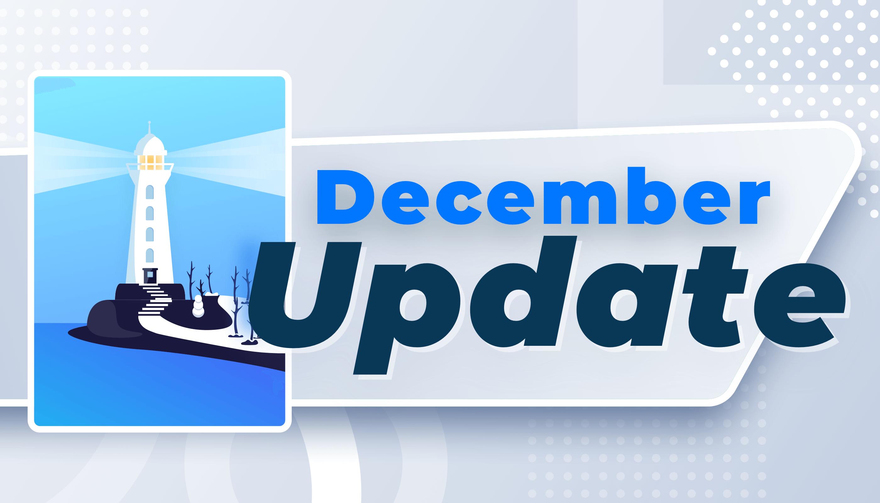AcademyOcean December 2019 Update