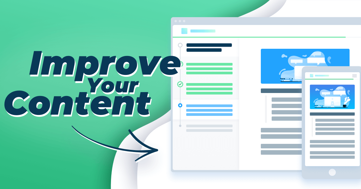 How to Improve Your Content